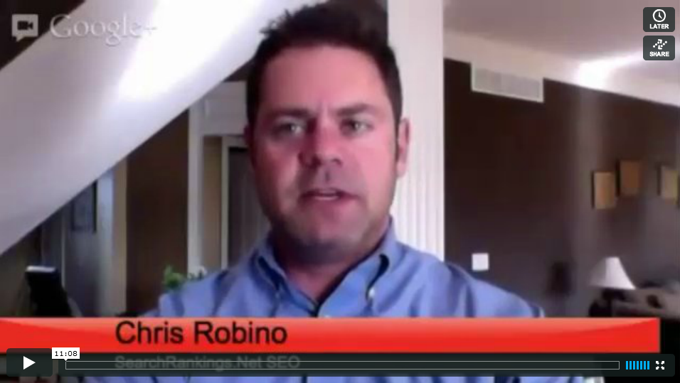 Search and Convert Preview with Chris Robino